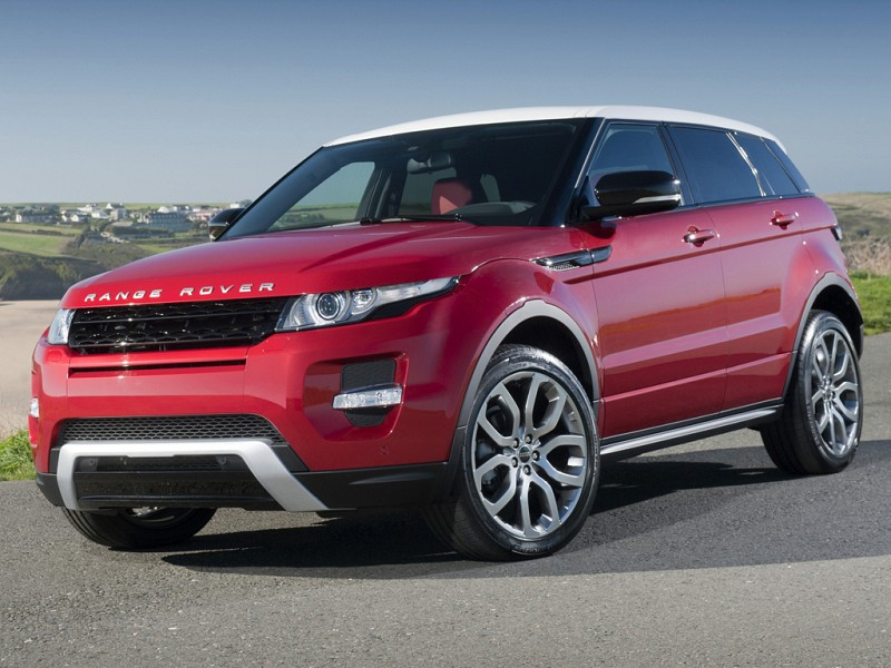 Land Rover Evoque 2011 - 2018