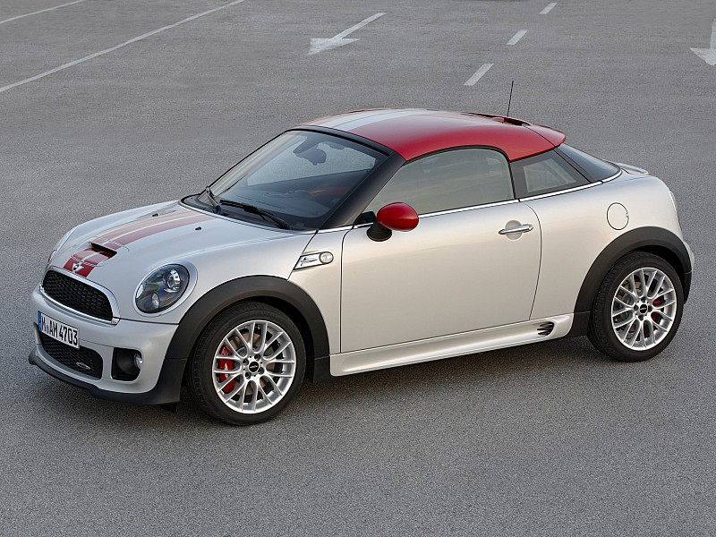 Mini Coupe 2011 - 2015