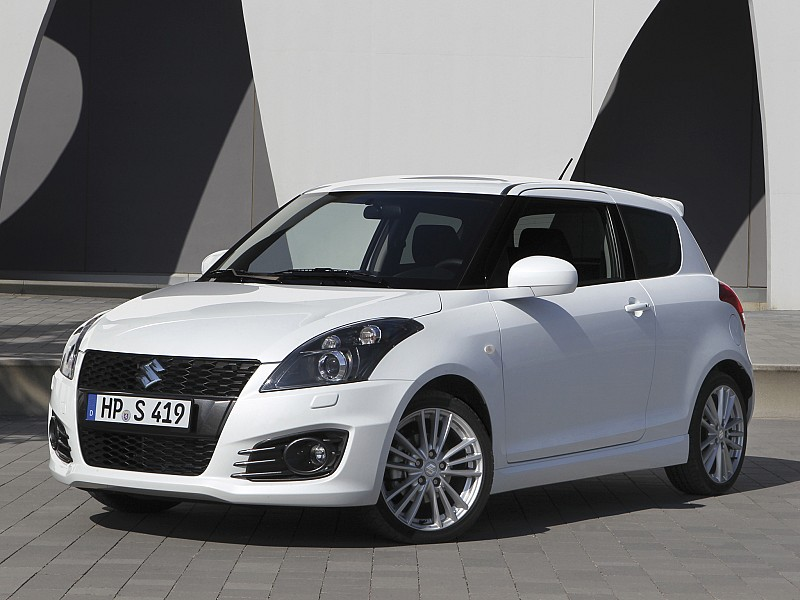 Suzuki Swift 2010 - 2017