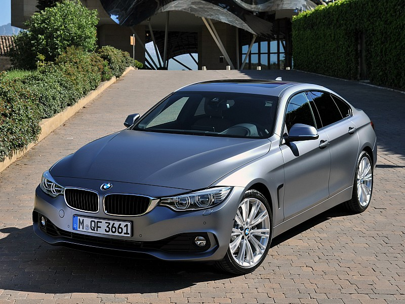 BMW 4 Series Gran Coupe 2014 - present