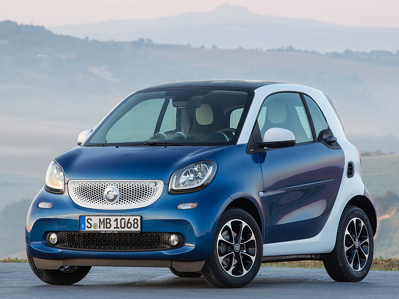 Smart Fortwo 2014 - present
