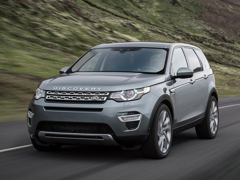 Land Rover Discovery Sport 2014 - present