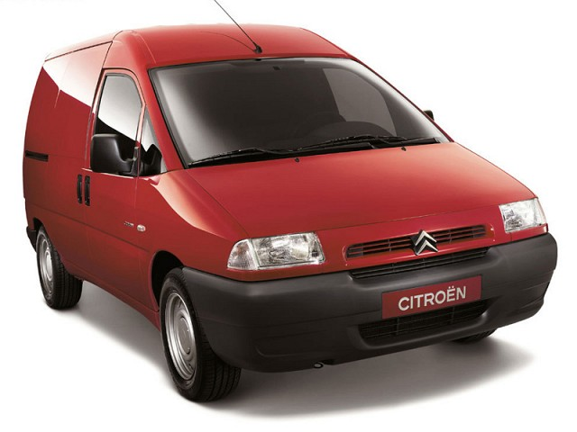 Citroen Jumpy 1995 - 2004