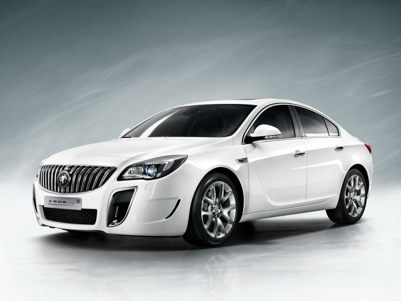 Buick Regal 2009 - 2017