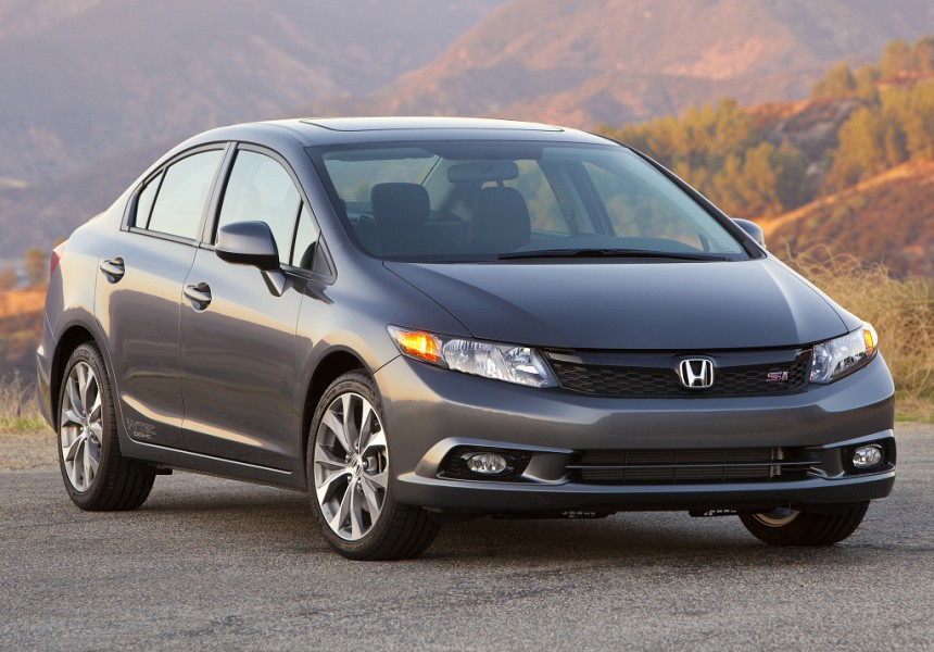 Honda Civic 2011 - 2015
