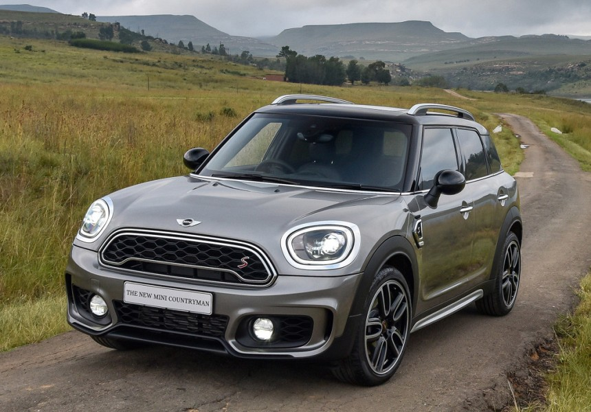 Mini Countryman 2017 - present