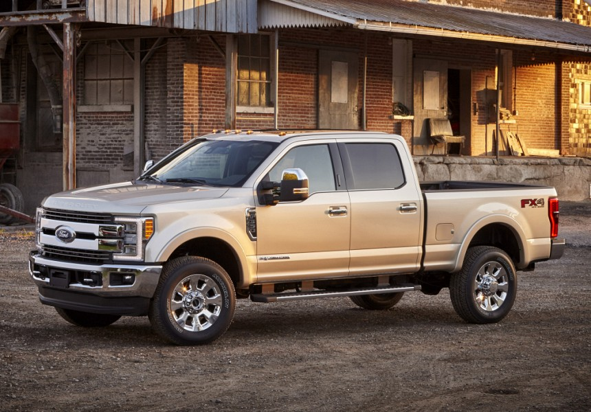 Ford Super Duty 2017 - present