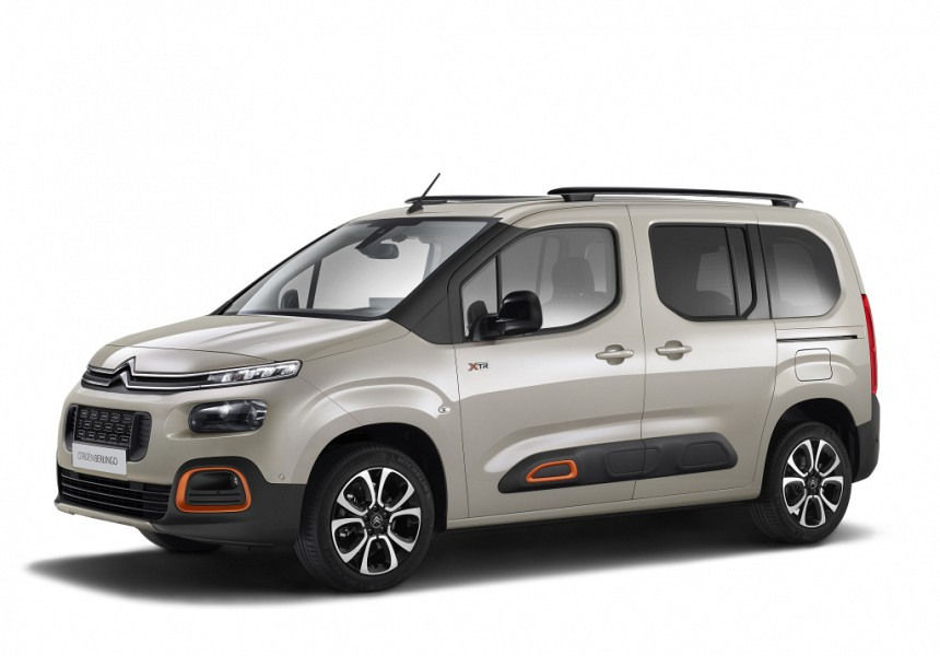 Citroen Berlingo 2018 - present