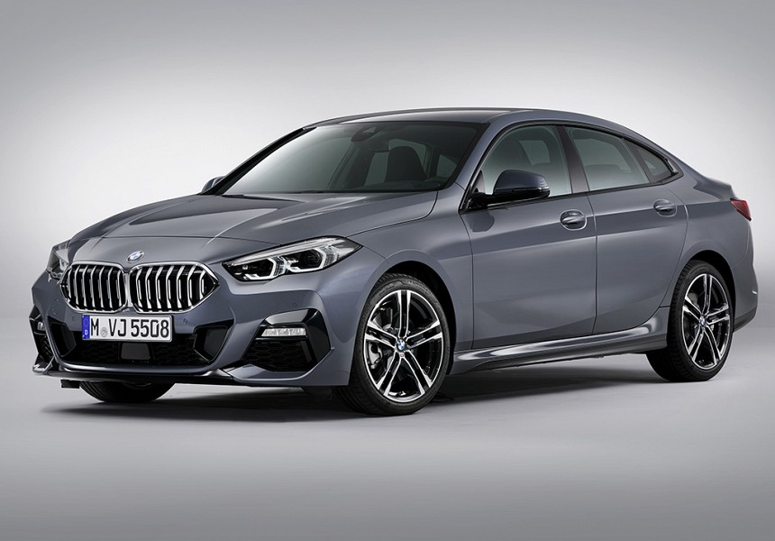 BMW 2 Series Gran Coupe 2020 - present