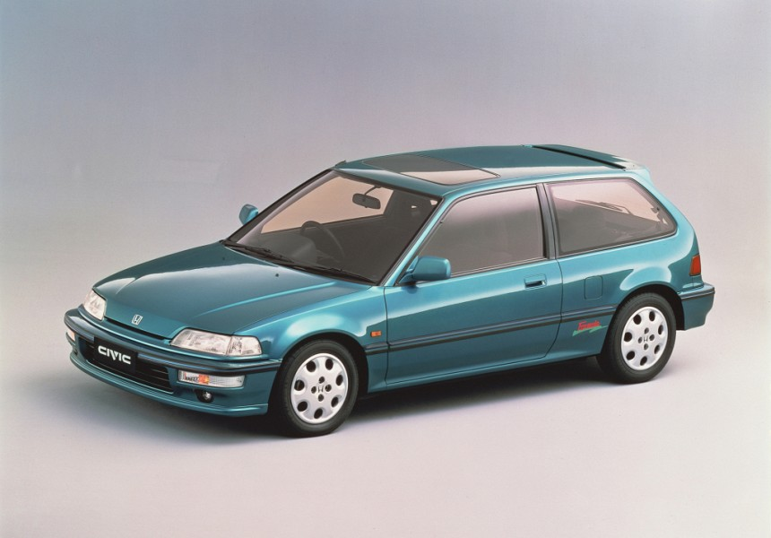 Honda Civic 1987 - 1991