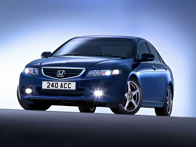 Honda Accord 2002 - 2008