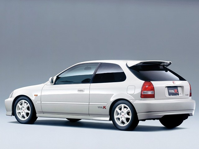 Honda Civic 1995 - 2001