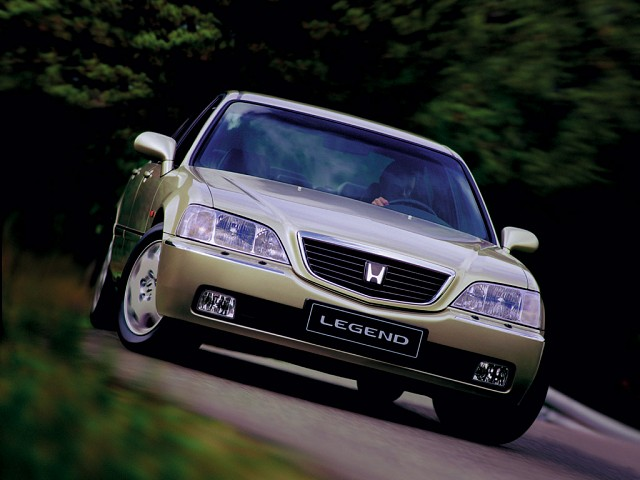Honda Legend 1996 - 2004