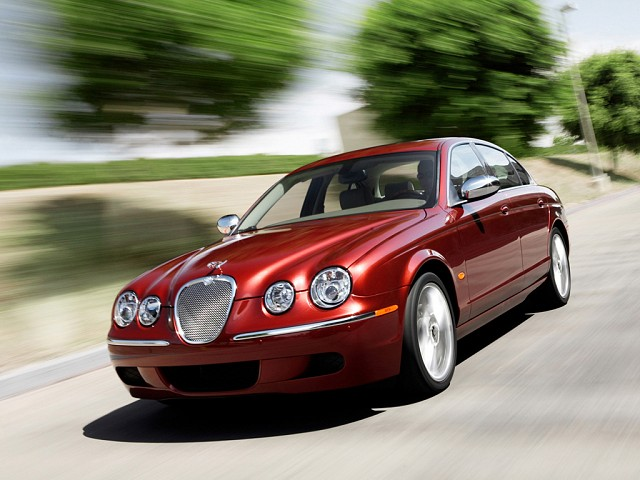 Jaguar S-Type 1999 - 2008