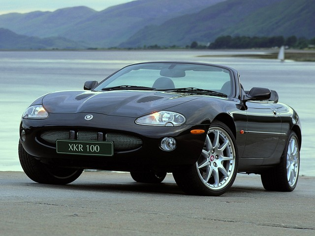 Jaguar XK-Series 1996 - 2006