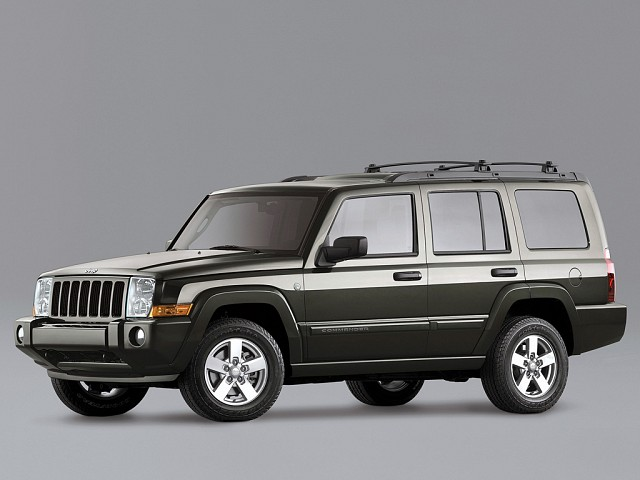 Jeep Commander 2005 - 2010