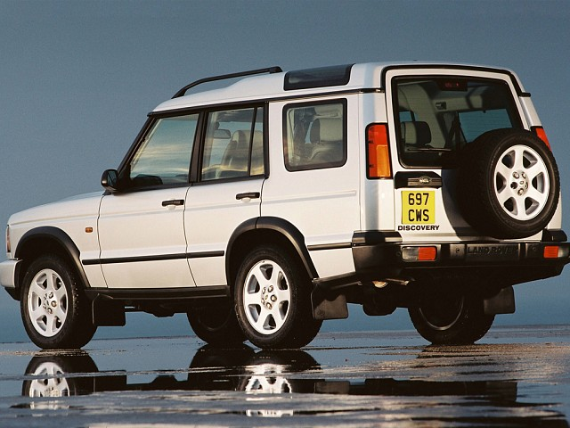 Land Rover Discovery 1998 - 2004