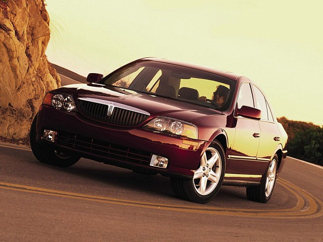 Lincoln LS 2000 - 2006