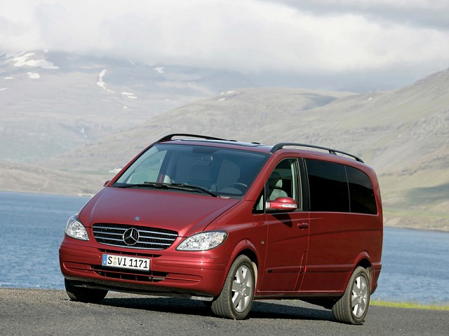 Mercedes-Benz Viano 2003 - 2014