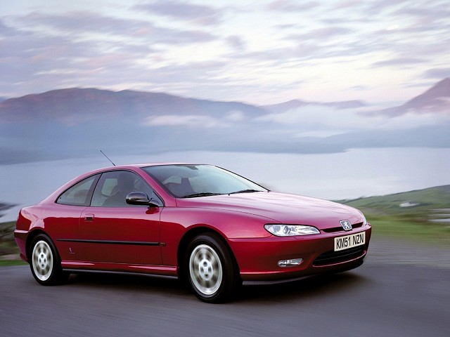 Peugeot 406 Coupe 1997 - 2005