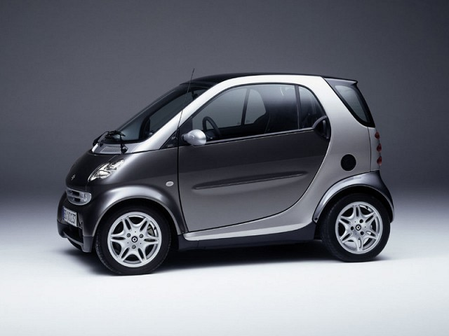 Smart Fortwo 1997 - 2007