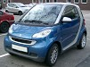 Smart Fortwo 2007 - 2014