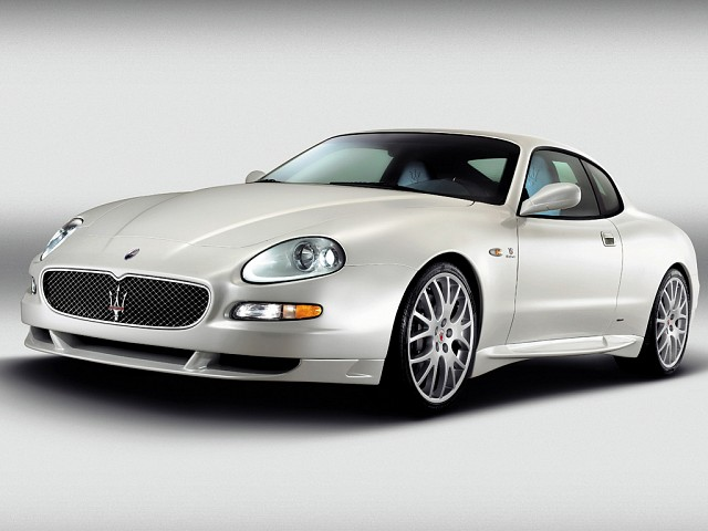 Maserati Coupe/Spider 2002 - 2007