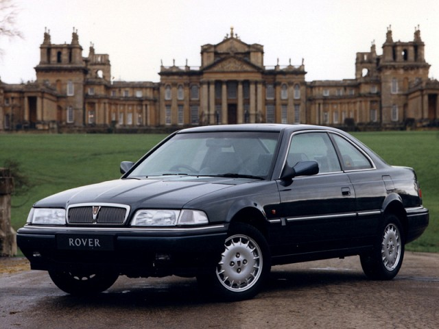 Rover 800 Series 1986 - 1999