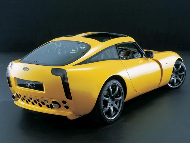 TVR T350 2002 - 2006