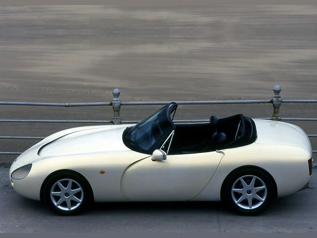 TVR Griffith 1991 - 2002