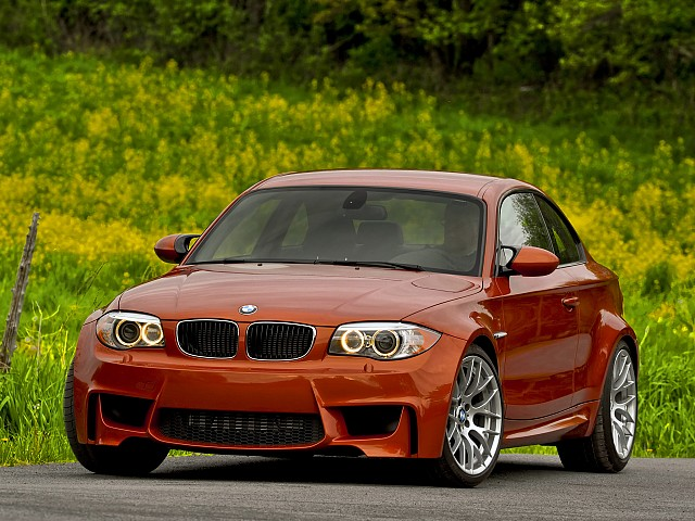 BMW 1 Series M Coupe 2010 - 2012